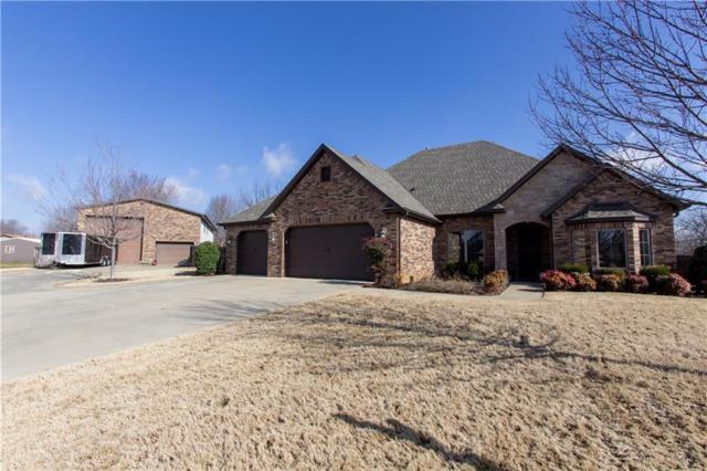 591 Grandview  Dr, Prairie Grove, AR 72753 (MLS #1104272) :: HergGroup Arkansas