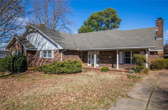 1305 W Pine  St, Rogers, AR 72756 (MLS #1104371) :: HergGroup Arkansas
