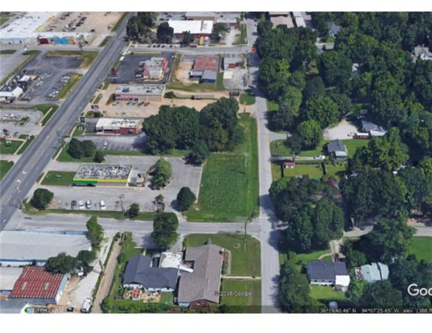 508 S 7th  St, Rogers, AR 72756 (MLS #1104402) :: McNaughton Real Estate