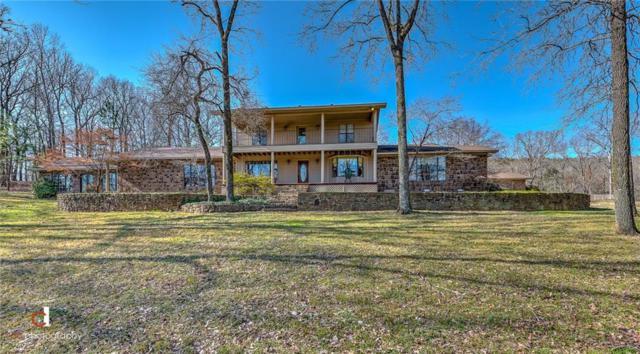 1100 W John Wright  Ln, Mountainburg, AR 72946 (MLS #1104415) :: HergGroup Arkansas