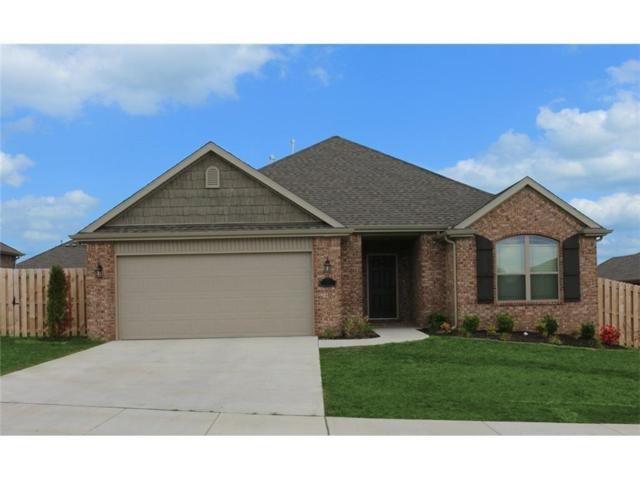 1120 Rosemary, Centerton, AR 72719 (MLS #1104440) :: HergGroup Arkansas