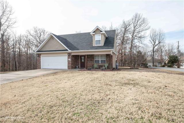 2 Grier  Cir, Bella Vista, AR 72715 (MLS #1104614) :: McNaughton Real Estate