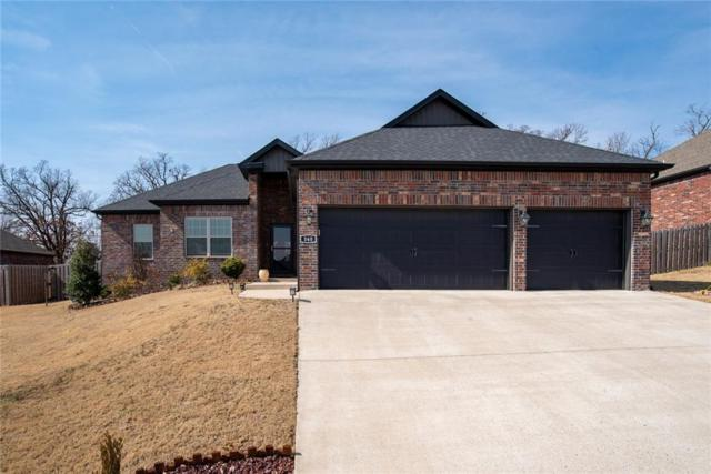 560 Lancaster, Centerton, AR 72719 (MLS #1104618) :: McNaughton Real Estate