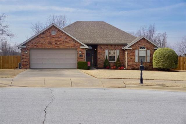 5481 Monica Marie  Ave, Springdale, AR 72762 (MLS #1104662) :: McNaughton Real Estate