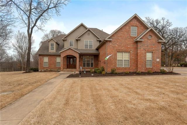 8874 Crest  Ln, Springdale, AR 72762 (MLS #1104670) :: Five Doors Network Northwest Arkansas