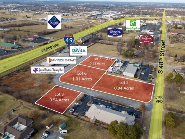 Lot 3  S 48th  St, Springdale, AR 72762 (MLS #1104686) :: McNaughton Real Estate