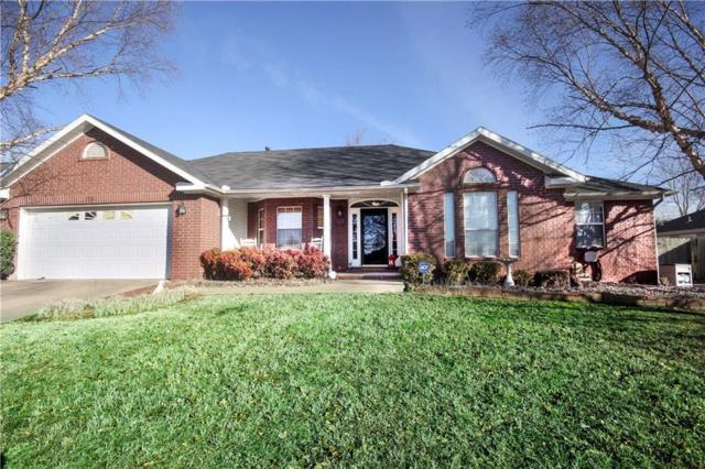 3284 W Gypsum  Dr, Fayetteville, AR 72704 (MLS #1104705) :: McNaughton Real Estate