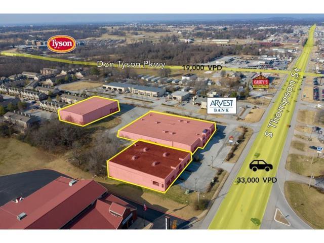 3932-3248 S Thompson  St, Springdale, AR 72764 (MLS #1104753) :: McNaughton Real Estate