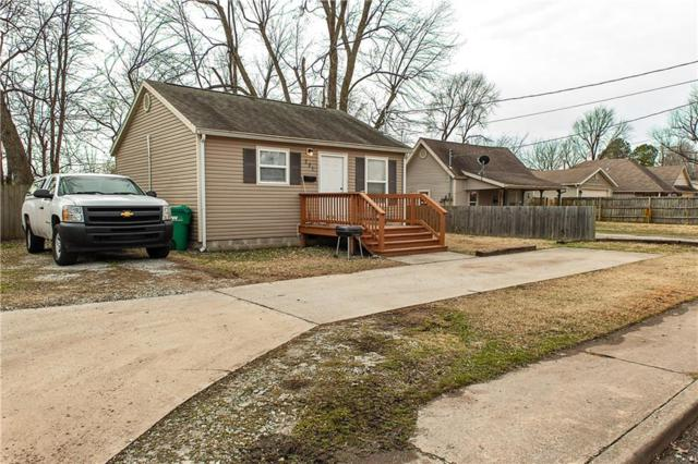 221 Raedels  Ave, Springdale, AR 72764 (MLS #1104792) :: Five Doors Network Northwest Arkansas