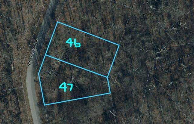 Lot 46 Dirleton  Dr, Bella Vista, AR 72715 (MLS #1104954) :: Five Doors Network Northwest Arkansas