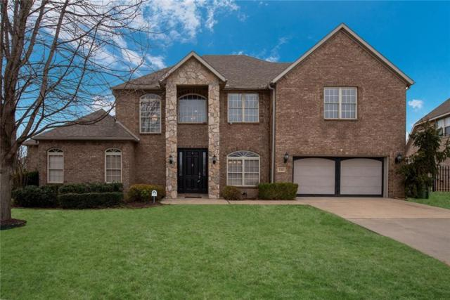5314 S Stone Bay  Ct, Rogers, AR 72758 (MLS #1105000) :: Five Doors Network Northwest Arkansas