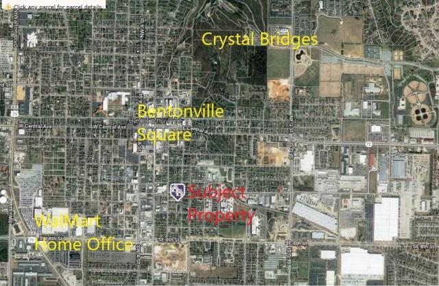 502 & 504  SE B  ST, Bentonville, AR 72712 (MLS #1105318) :: Five Doors Network Northwest Arkansas