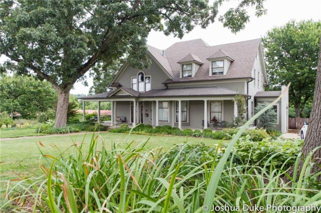 20 S Hill  Ave, Fayetteville, AR 72701 (MLS #1105433) :: McNaughton Real Estate