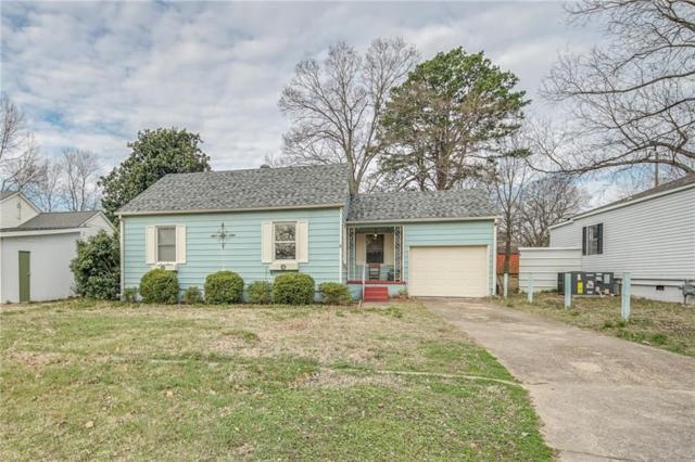312 S Garrett  St, Siloam Springs, AR 72761 (MLS #1107342) :: McNaughton Real Estate