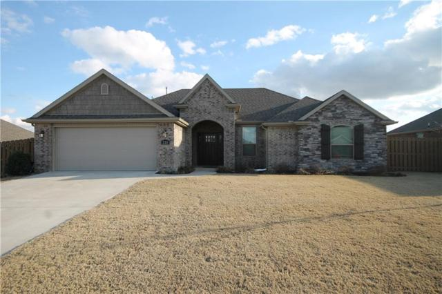 210 Napoli  Ln, Centerton, AR 72719 (MLS #1107885) :: Five Doors Network Northwest Arkansas