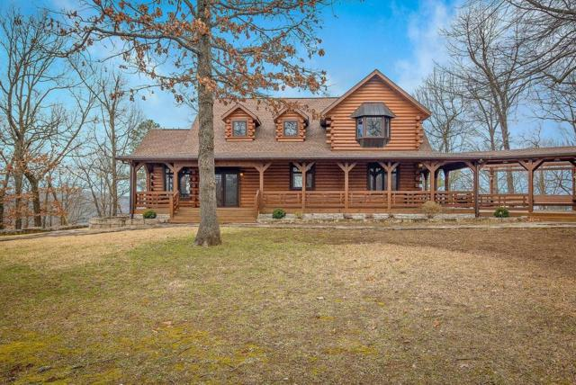 1424 County Road 156, Eureka Springs, AR 72632 (MLS #1108043) :: McNaughton Real Estate