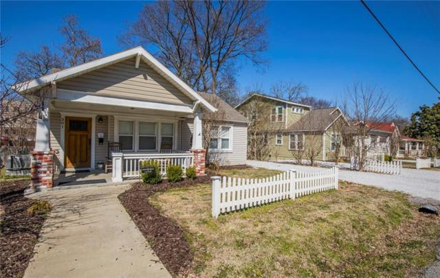301 Se 2nd  St, Bentonville, AR 72712 (MLS #1108256) :: McNaughton Real Estate