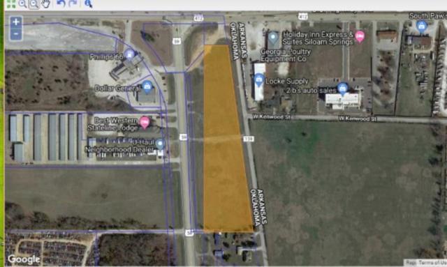 W 59  HWY, W Siloam Springs, OK 74338 (MLS #1108891) :: Five Doors Network Northwest Arkansas