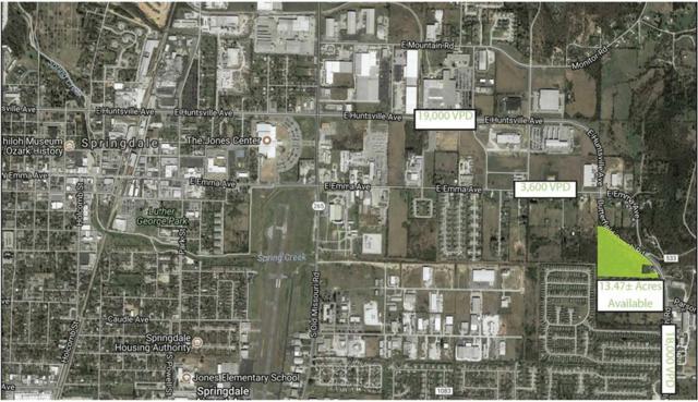 Elm Springs  Rd, Springdale, AR 72762 (MLS #1110058) :: Five Doors Network Northwest Arkansas
