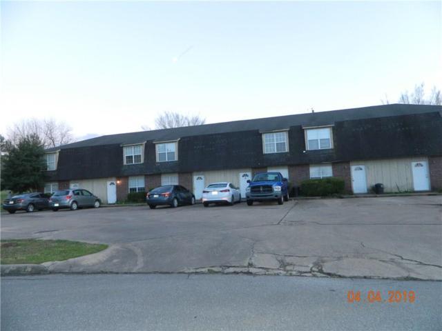 219-229 (6-Plex) Joe  St, Farmington, AR 72730 (MLS #1110080) :: McNaughton Real Estate