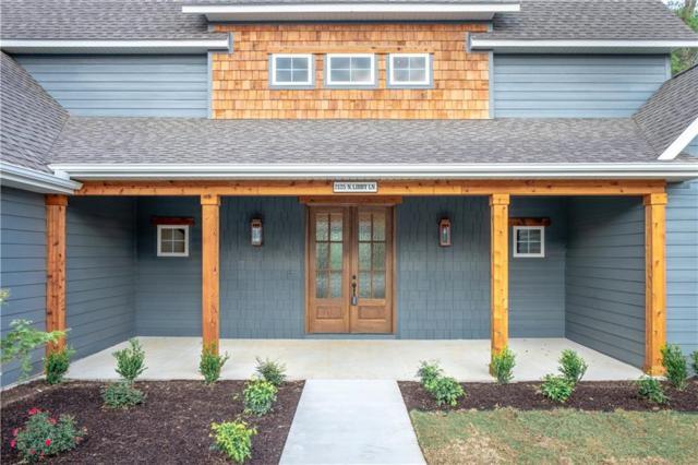2125 N Libby  Ln, Fayetteville, AR 72703 (MLS #1110123) :: McNaughton Real Estate