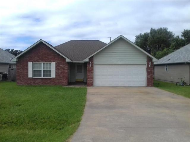 911 Ne 2nd  St, Jay, OK 74346 (MLS #1110507) :: McNaughton Real Estate