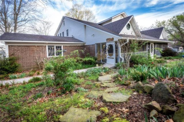 41 N Cedar  Ave, West Fork, AR 72774 (MLS #1110521) :: McNaughton Real Estate