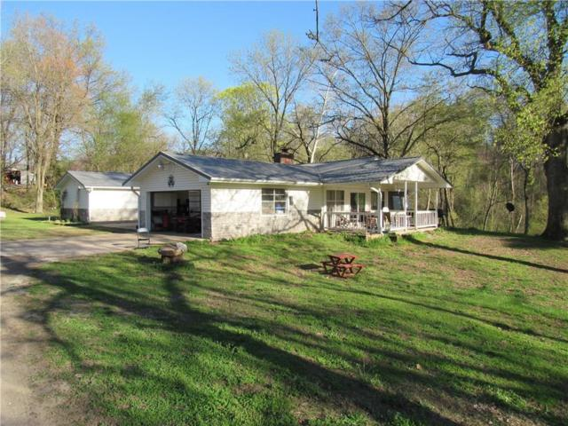 9426 Wpa  Rd, Gentry, AR 72734 (MLS #1110674) :: Five Doors Network Northwest Arkansas