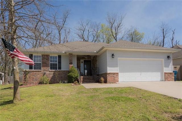 1310 Love  Ln, Gentry, AR 72734 (MLS #1110715) :: Five Doors Network Northwest Arkansas