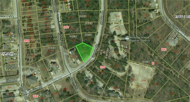 TBD Stateline Drive, Holiday Island, AR 72631 (MLS #1110786) :: McNaughton Real Estate