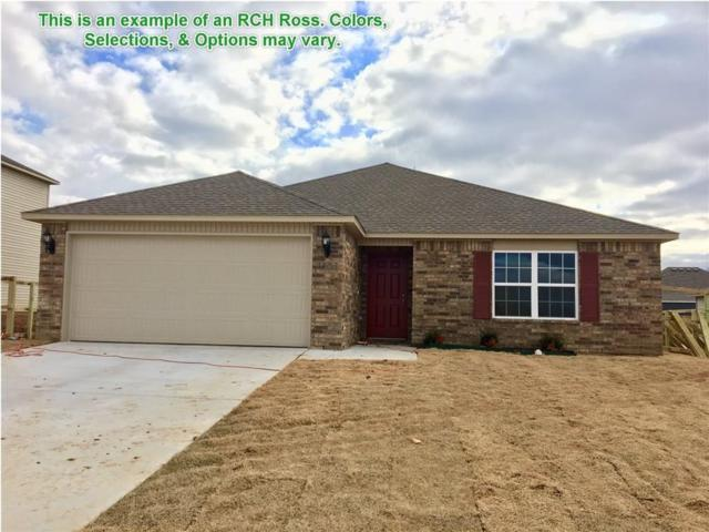 2301 Hickory Wood  Ave, Lowell, AR 72745 (MLS #1110957) :: McNaughton Real Estate