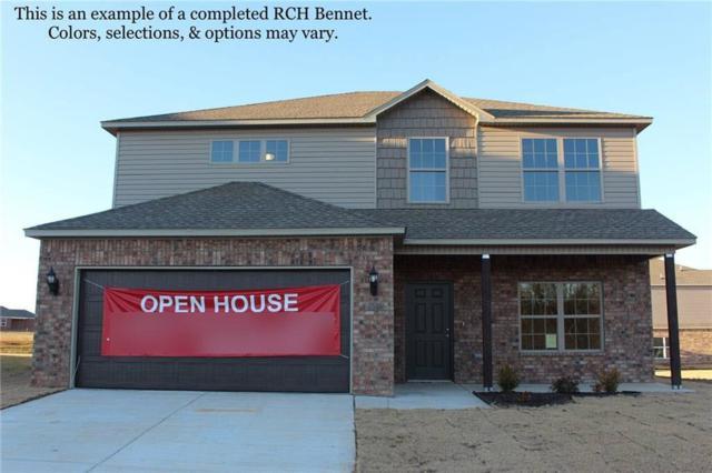 305 Woodcreek  St, Lowell, AR 72745 (MLS #1110958) :: McNaughton Real Estate