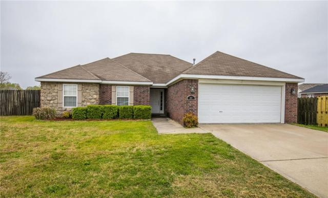 107 E Post  Rd, Rogers, AR 72758 (MLS #1111210) :: Five Doors Network Northwest Arkansas