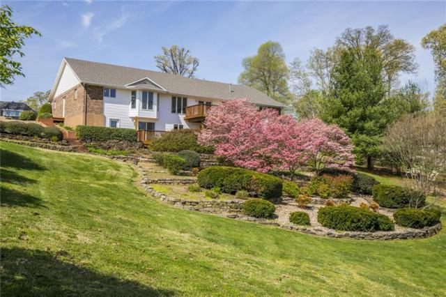 1211 E Hilltop  Dr, Rogers, AR 72756 (MLS #1111215) :: McNaughton Real Estate