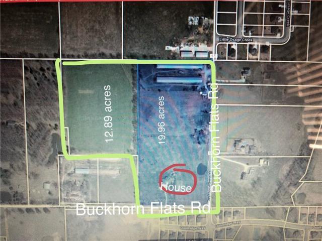 960 Buckhorn Flats  Rd, Bentonville, AR 72713 (MLS #1111237) :: McNaughton Real Estate