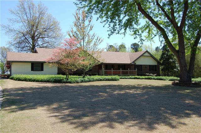 3001 Valley View  Dr, Springdale, AR 72762 (MLS #1111312) :: McNaughton Real Estate