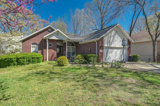 512 Old Forge  Dr, Bentonville, AR 72712 (MLS #1111445) :: McNaughton Real Estate