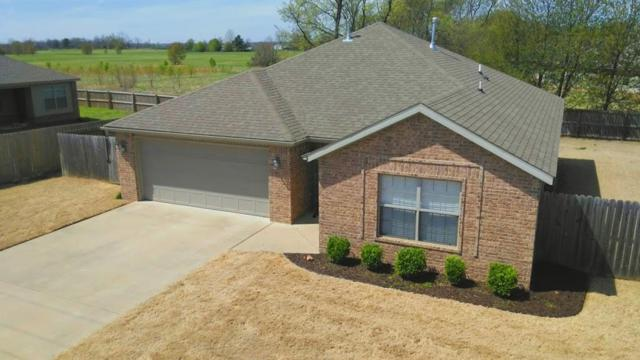 320 Poplar  Rd, Centerton, AR 72719 (MLS #1111564) :: Five Doors Network Northwest Arkansas
