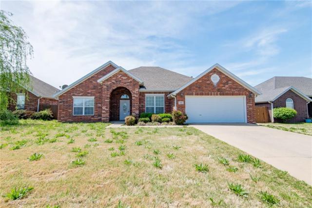 3500 Bluff Creek  Loop, Fayetteville, AR 72704 (MLS #1111664) :: Five Doors Network Northwest Arkansas