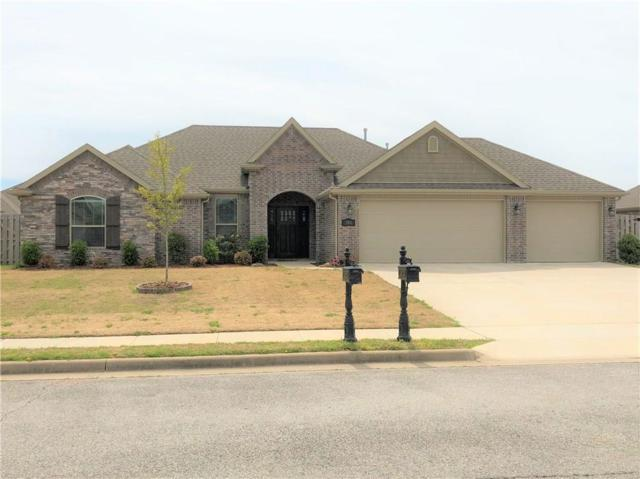 300 Napoli  Ln, Centerton, AR 72719 (MLS #1111700) :: Five Doors Network Northwest Arkansas