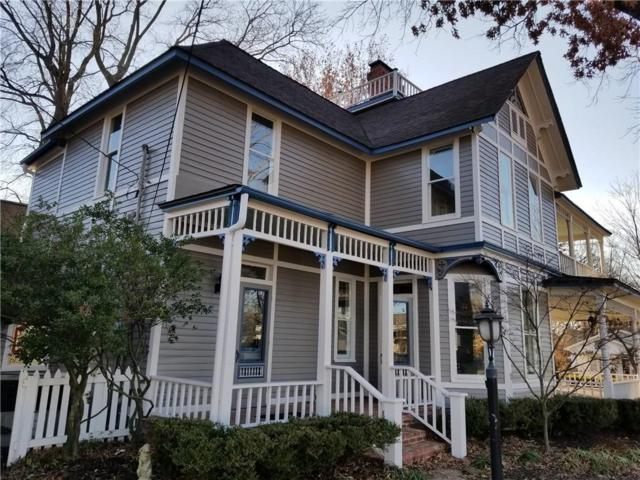 101 Ne 5th  St, Bentonville, AR 72712 (MLS #1111895) :: Five Doors Network Northwest Arkansas