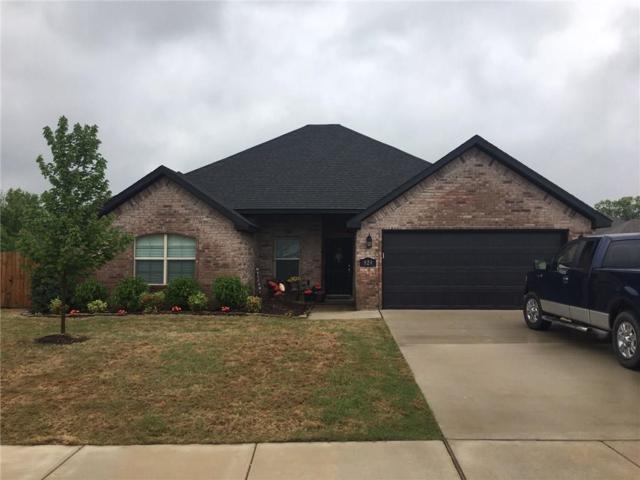 824 Roselawn  St, Siloam Springs, AR 72761 (MLS #1111906) :: McNaughton Real Estate
