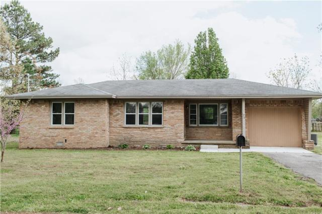 314 E Huenefield  St, Lincoln, AR 72744 (MLS #1112030) :: HergGroup Arkansas