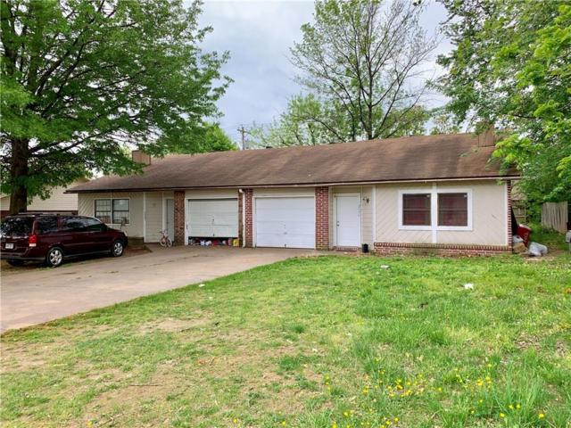 2432/2434 W Olrich  St, Rogers, AR 72758 (MLS #1112256) :: McNaughton Real Estate
