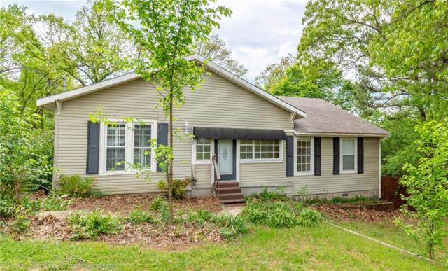23 S Napier  Ave, Fayetteville, AR 72701 (MLS #1112291) :: McNaughton Real Estate