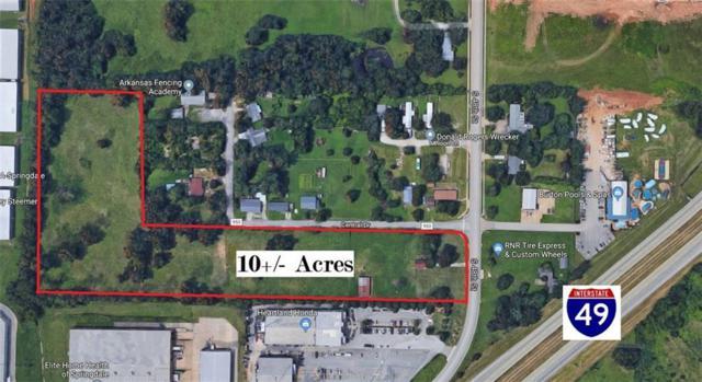 772 S 48th  St, Springdale, AR 72762 (MLS #1112294) :: McNaughton Real Estate