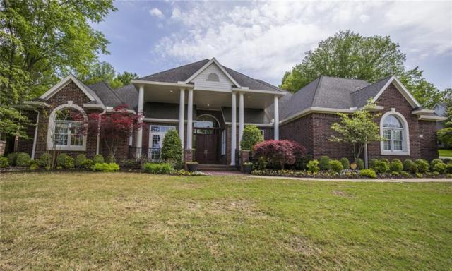 3685 E Leawood  Wy, Fayetteville, AR 72703 (MLS #1113478) :: HergGroup Arkansas