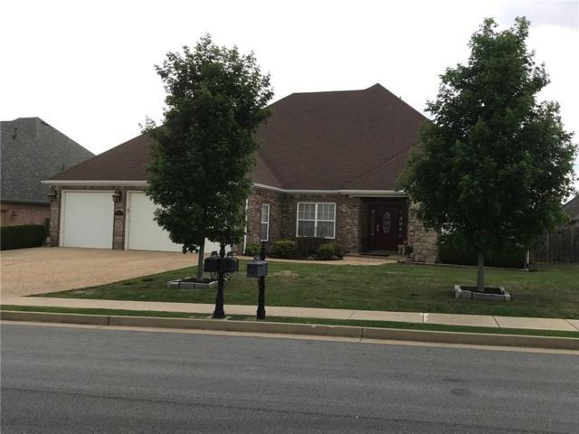 1541 Foxboro  Ct, Bentonville, AR 72713 (MLS #1113637) :: HergGroup Arkansas