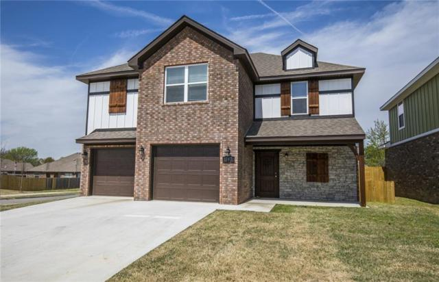 1387 N Sicily  Ln, Fayetteville, AR 72704 (MLS #1113727) :: Five Doors Network Northwest Arkansas