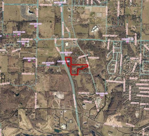 S 48th  St, Springdale, AR 72762 (MLS #1113882) :: McNaughton Real Estate